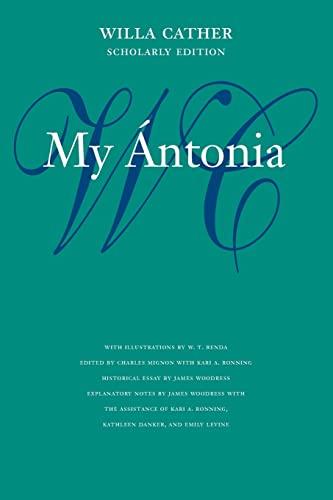 9780803264335: My Ántonia
