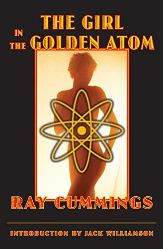 9780803264571: The Girl in the Golden Atom (Bison Frontiers of Imagination)