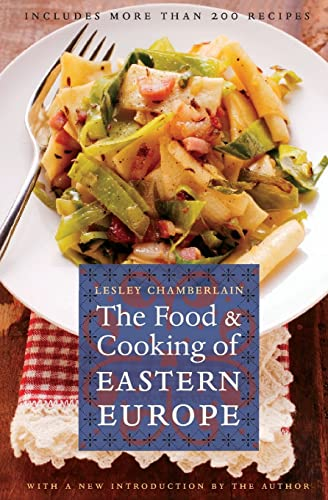 9780803264601 The Food And Cooking Of Eastern Europe At Table