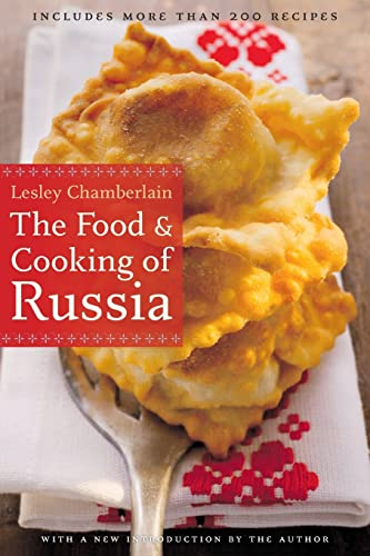 9780803264618: The Food And Cooking of Russia