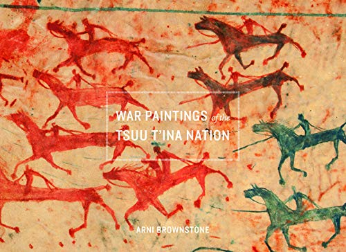 9780803265219: War Paintings of the Tsuu T'ina Nation