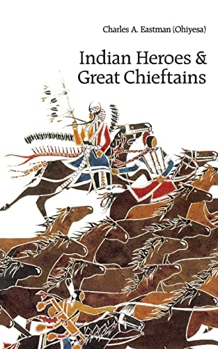 9780803267206: Indian Heroes and Great Chieftains