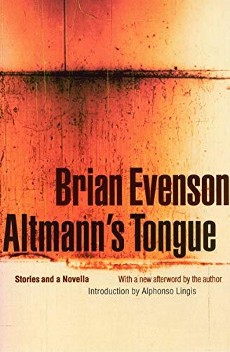 9780803267442: Altmann's Tongue