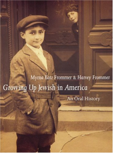 9780803269002: Growing Up Jewish in America: An Oral History