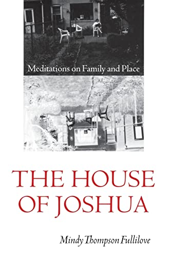 9780803269064: The House of Joshua: Meditations on Family and Place (Texts and Contexts)