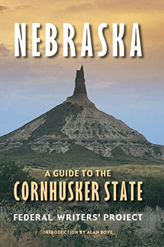 9780803269187: Nebraska: A Guide to the Cornhusker State