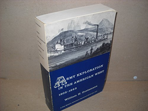 9780803270039: Army Exploration in the American West, 1803-1863