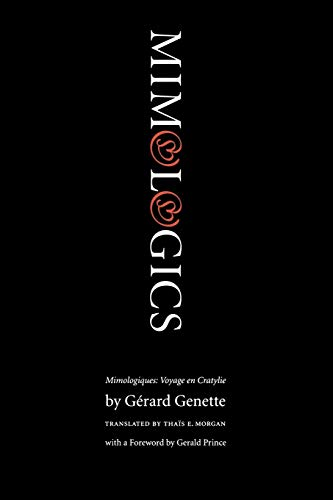 Mimologics (Stages Series): GÃ rard Genette