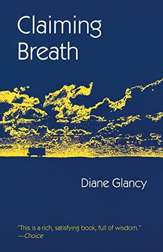 9780803270664: Claiming Breath (North American Indian Prose Award)
