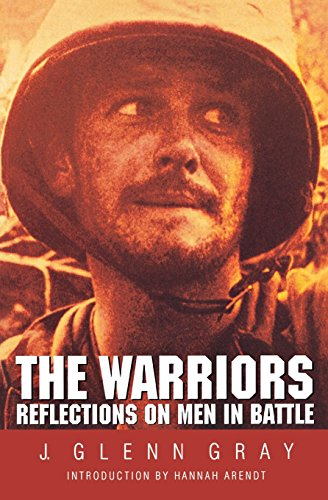 9780803270763: The Warriors: Reflections on Men in Battle