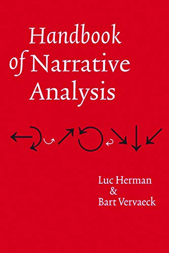 9780803273498: Handbook of Narrative Analysis (Frontiers of Narrative)