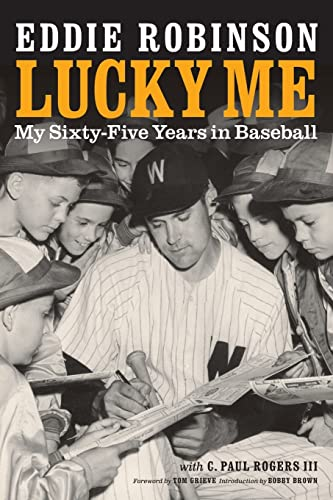 9780803274112: Lucky Me: My Sixty-Five Years in Baseball