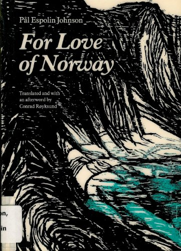 9780803275713: For Love of Norway (Modern Scandinavian Literatures in Translation)