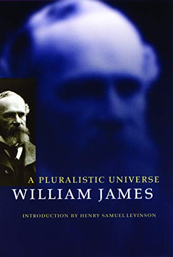 9780803275911: A Pluralistic Universe: Hibbert Lectures at Manchester College on the Present Situation in Philosophy (Bison books)