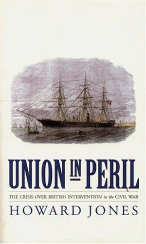 9780803275973: Union in Peril: The Crisis over British Intervention in the Civil War