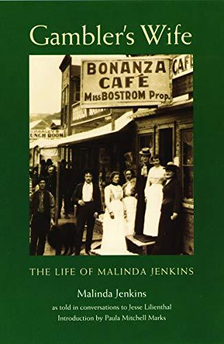 Gambler's Wife : The Life of Malinda: Malinda Jenkins