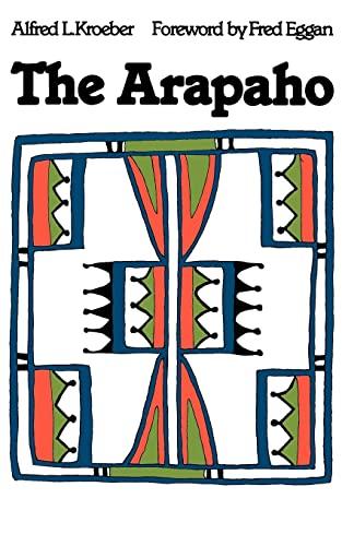 9780803277540: The Arapaho