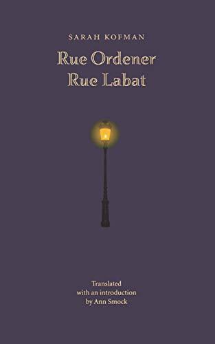 9780803277809: Rue Ordener, Rue Labat (Stages)