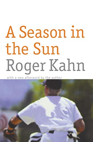 9780803277939: A Season in the Sun