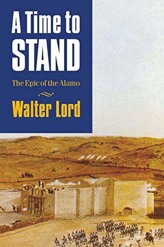 9780803279025: A Time to Stand