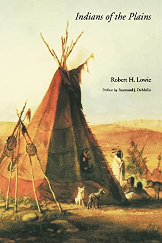 9780803279070: Indians of the Plains