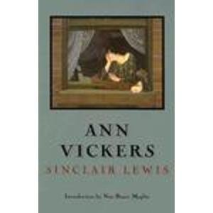 9780803279476: Ann Vickers (Bison Book)