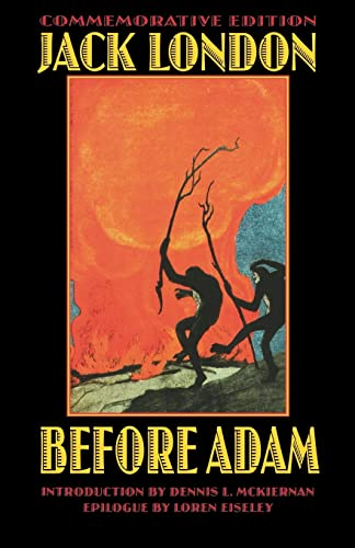 9780803279933: Before Adam (Bison Frontiers of Imagination)