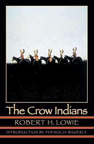 9780803280274: The Crow Indians