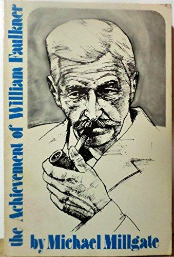 9780803281028: Achievement of William Faulkner