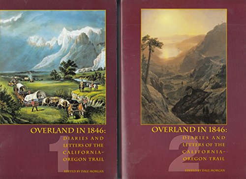 Overland in 1846-Set: 002