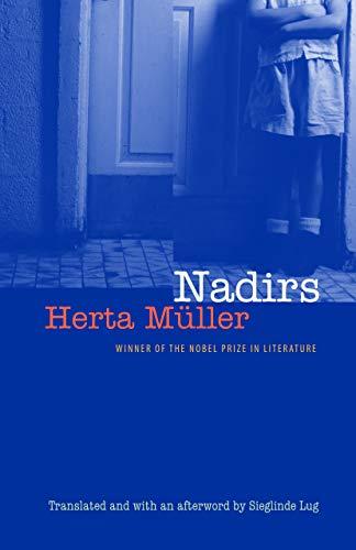 9780803282544: Nadirs (European Women Writers)