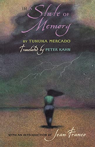 9780803282698: In a State of Memory (Latin American Women Writers)