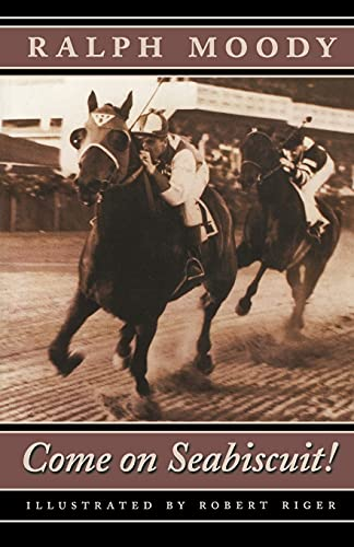 9780803282872: Come on Seabiscuit!