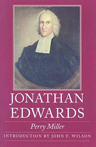 9780803283077: Jonathan Edwards