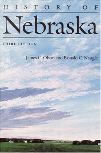 9780803286054: History of Nebraska (Third Edition)