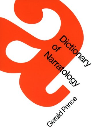 9780803287143: A Dictionary of Narratology