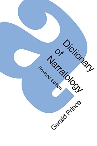A Dictionary of Narratology (Revised Edition) (Paperback): Gerald Prince