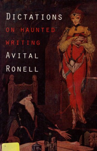 9780803289451: Dictations: On Haunted Writing