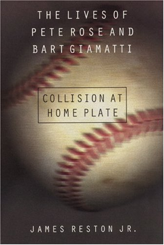 9780803289642: Collision at Home Plate: The Lives of Pete Rose and Bart Giamatti