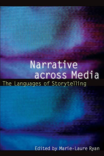 9780803289932: Narrative Across Media: The Languages of Storytelling (Frontiers of Narrative)