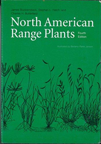 9780803292055: North American Range Plants (Fourth Edition)