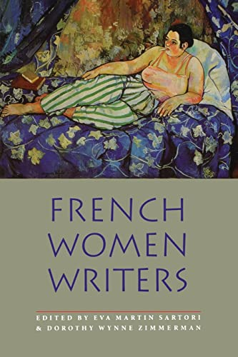 9780803292246: French Women Writers (Bison Book)