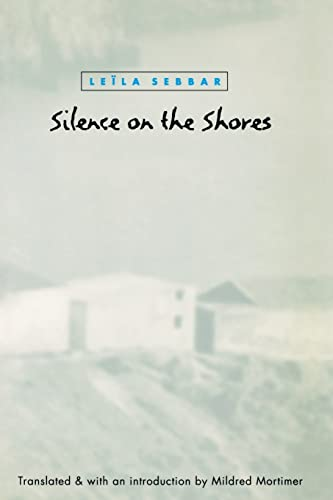 9780803292765: Silence on the Shores