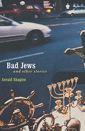 9780803293120: Bad Jews and Other Stories (Bison Book)