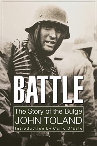 9780803294370: Battle: The Story of the Bulge