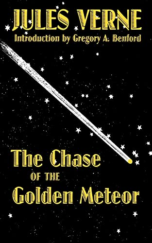 9780803296190: The Chase of the Golden Meteor (Bison Frontiers of Imagination)