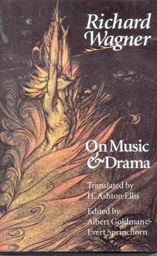 9780803297395: On Music and Drama