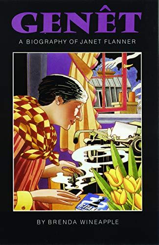 9780803297401: Genêt: A Biography of Janet Flanner