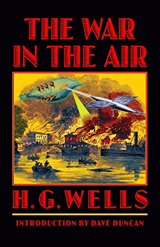 9780803298316: The War in the Air (Bison Frontiers of Imagination)