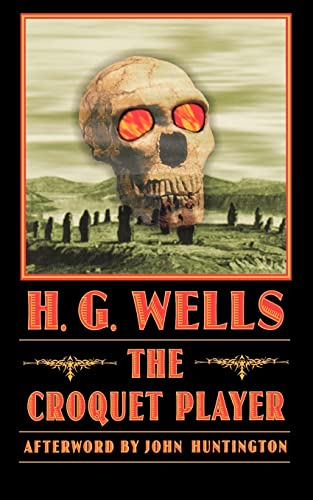 9780803298422: The Croquet Player (Bison Frontiers of Imagination)